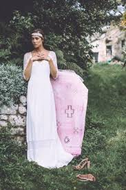 robe de mariã e boheme chic 8 best robes de mariée bohème images on braids