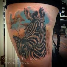 the 25 best zebra tattoos ideas on pinterest henna animals