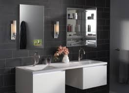 Tv In Mirror Bathroom by Ever Wanted A Tv In Your Medicine Cabinet Now You Can With