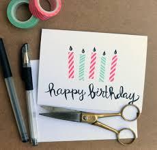 diy birthday cards cloveranddot com