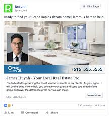 news feed ad examples resultli