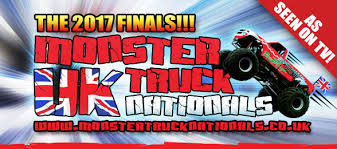 uk monster truck nationals u0027 2017 schedule santa pod
