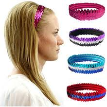 sequin headbands buy stretch sequin headband and get free shipping on aliexpress