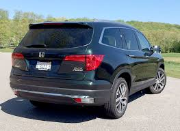 honda pilot gas cap supersized 2016 honda pilot delivers more of just about everything