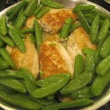 cuisiner des pois gourmands recette poulet aux pois gourmands toutes les recettes allrecipes