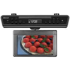 Tv For Under Kitchen Cabinet Sylvania 10 1