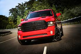 Automotive Paint Code Location 2017 Ram 1500 Rebel Spiced Up With New Delmonico Red Paint