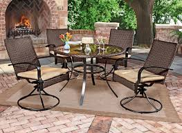 all weather dining table this handcrafted all weather dining table offers a clean look for