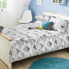 Asda Bed Sets George Home Trace Geo Triangle Duvet Set Duvet Covers Asda