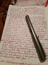 writing journal paper finally put pen to paper in my first journal entry would love to finally put pen to paper in my first journal entry would love to know where you get your inspiration to write from