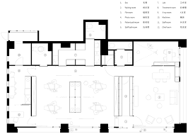 Dental Clinic Floor Plan Taiwanese Dental Clinic Designed To Make Patients