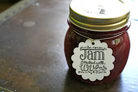 jam wedding favors wedding favor tags canning tags set of 20 jam packed with