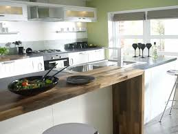 furniture wonderful modern l shape kitchen decoration using