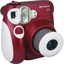 polaroid instant 300 polaroid 300 instant polpic300r b h photo