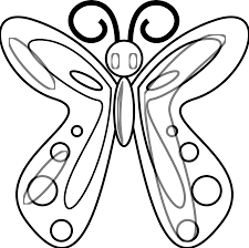 butterfly black and white butterfly clip art black and white free