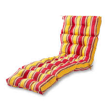 Outdoor Chaise Lounge Cushion 72