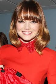 medium layered hairstyles for round faces the glamour bangs hairstyles for round faces the best celebrity styles to inspire you