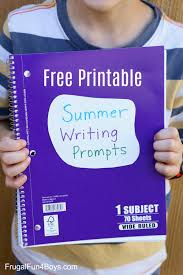 40 printable writing prompts for 3rd 4th and 5th graders