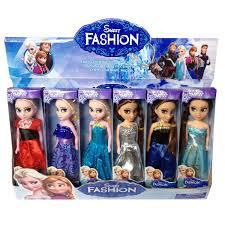 mini princess barbie doll baby dolls kids cartoon frozen toys