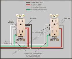 how to wire outlets together an outlet from another a in