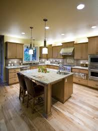 kitchen island with post kitchen islands decoration what role does your kitchen island play oregonlive com view full sizethe oregonianthis island has prep space a sink and an eating area would yours