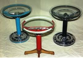 Car Wheel Coffee Table by Vwvortex Com Unusual Things Made From Cars