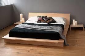 Modern Platform Bed Frames Modern Platform Bed Japanese Wood Joanne Russo Homesjoanne Russo