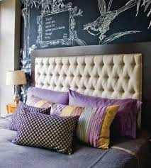 Quilted Headboard Bed Tufted Headboard With Wood Frame Foter