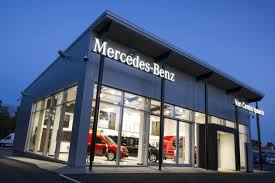 mercedes uk dealers mercedes dealer orwell truck opens 1m ipswich showroom