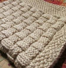 knitting pattern quick baby blanket knitting pattern for quick basket weave baby blanket this easy