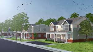Homes For Sale Long Island by Montgomery County Housing Authority To Redevelop Crest Manor
