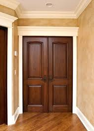 Solid Hardwood Interior Doors Mahogany Interior Doors Classic Mahogany Solid Wood Front Entry