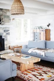 Powder Blue Curtains Decor Living Room Design Living Room Inspiration Open Spaces