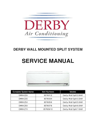 service manual 2010 hvac air conditioning