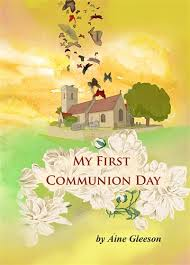 my communion my holy communion day book personalised holy communion book