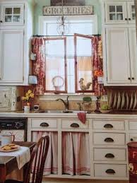 Country Style Kitchen Curtains And Valances Curtain Country Style Kitchen Curtains On 98