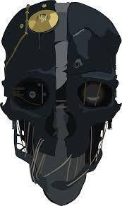 Dishonored Mask Corvo Mask By Issaz On Deviantart