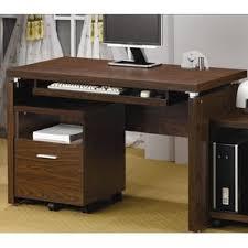 Wooden Corner Desk Top Have Slide Out Drawer For Keyboard by Computer Desks You U0027ll Love Wayfair