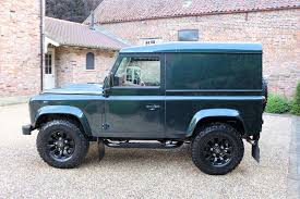 green land rover land rover 90 aintree green 2015 bison autodesign