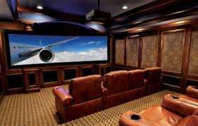 stylish home theater room ideas on a budget 1280x960