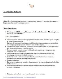 Mba Marketing Resume Sample by Career Page 8 Scoop It