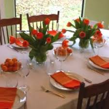 thanksgiving table setting by vellum vogue thanksgiving table
