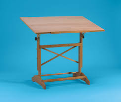 Wood Drafting Table Excellent Drawing Tables With Regard To Wood Drafting Table