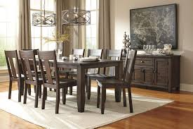 ashley furniture dining table images burkesville extension
