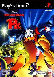 disney u0027s donald duck pk europe rom u003e playstation 2 ps2