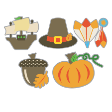 autumn celebrations thanksgiving 2 digital set