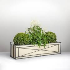 Metal Window Boxes For Plants - 81 best metal window boxes images on pinterest metal window