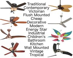 types of ceiling fans every ceiling fans all the information and advice you ever wanted