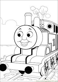 thomas friends 52 coloring free thomas friends coloring
