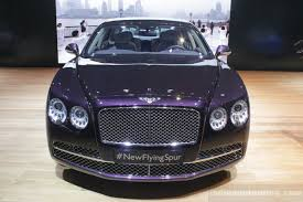 bentley front 2014 bentley continental flying spur front indian autos blog